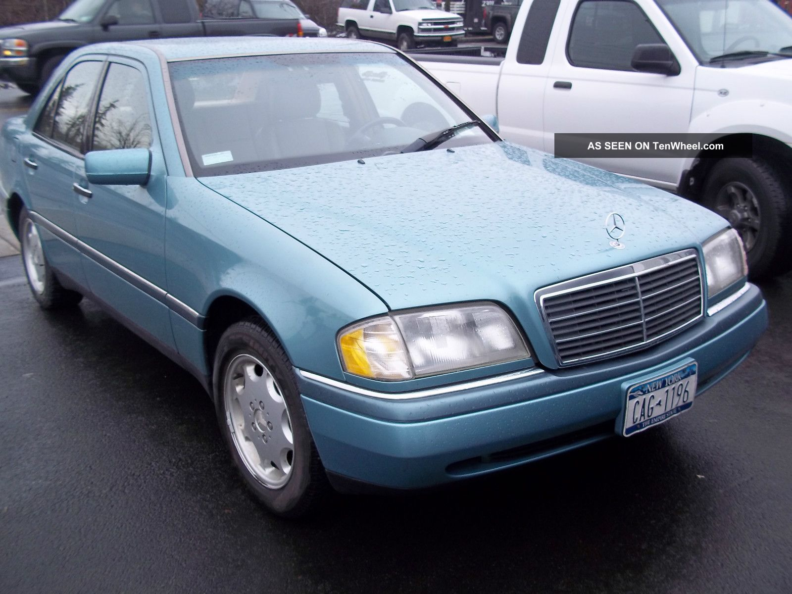 1994 mercedes benz c220 for 1994 mercedes benz c220