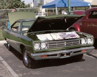 1969 Plymouth Road Runner 383 Classic photo