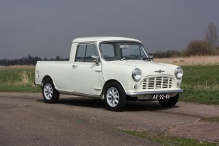 1965 Mini Pick Up photo
