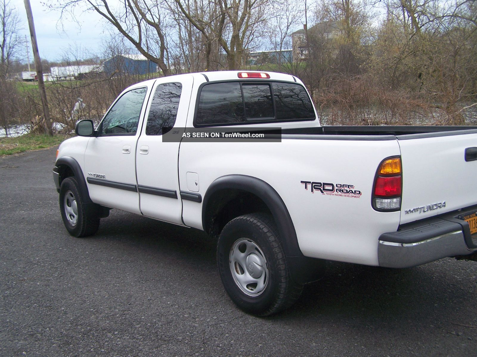 2002 toyota tundra ext cab pickup. Black Bedroom Furniture Sets. Home Design Ideas