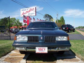 1987 Cutlass,  V8,  In Everyway, ,  Looks Great,  Really photo