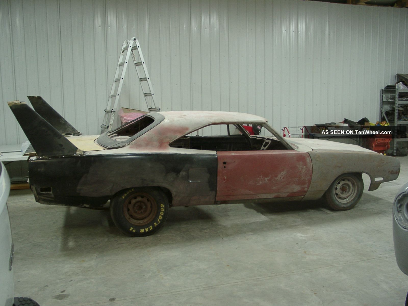 1970 Superbird Project For Sale >> 1970 Plymouth Roadrunner Superbird Project 440 Big Block 4 Speed Nascar Hemi
