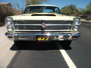 1966 Fairlane 500xl Hdtp 427 - 8v photo