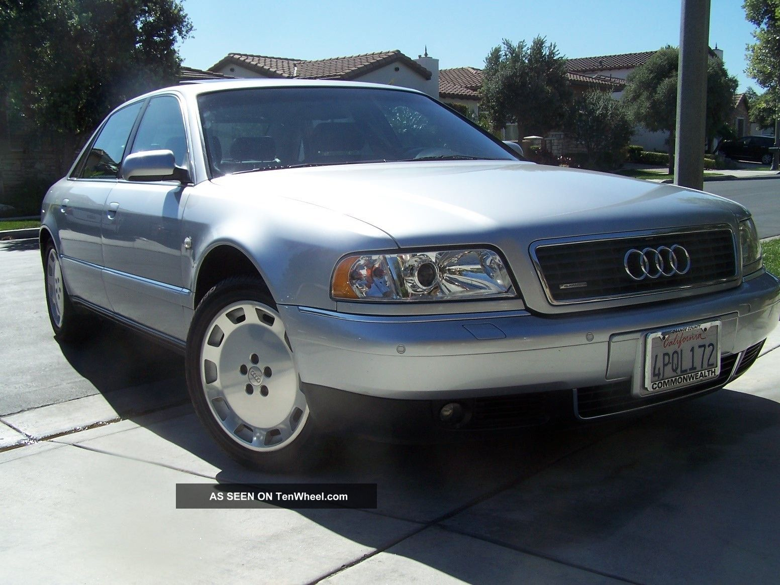2000 Audi A8l All Records Everything Good Mustsell Cheap A8 photo