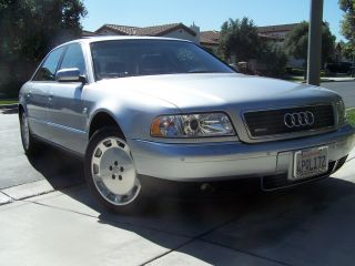 2000 Audi A8l All Records Everything Good Mustsell Cheap photo