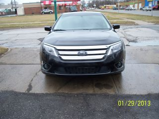 2012 Ford Fusion Sport 2k Only Loaded All The Way photo