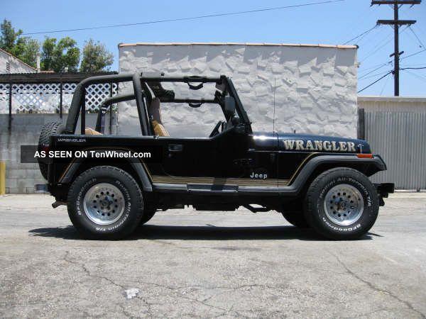 Jeep Wrangler 1992 Wrangler photo