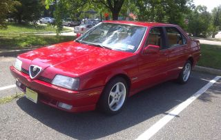 Alfa Romeo 164l 1991 Automatic photo