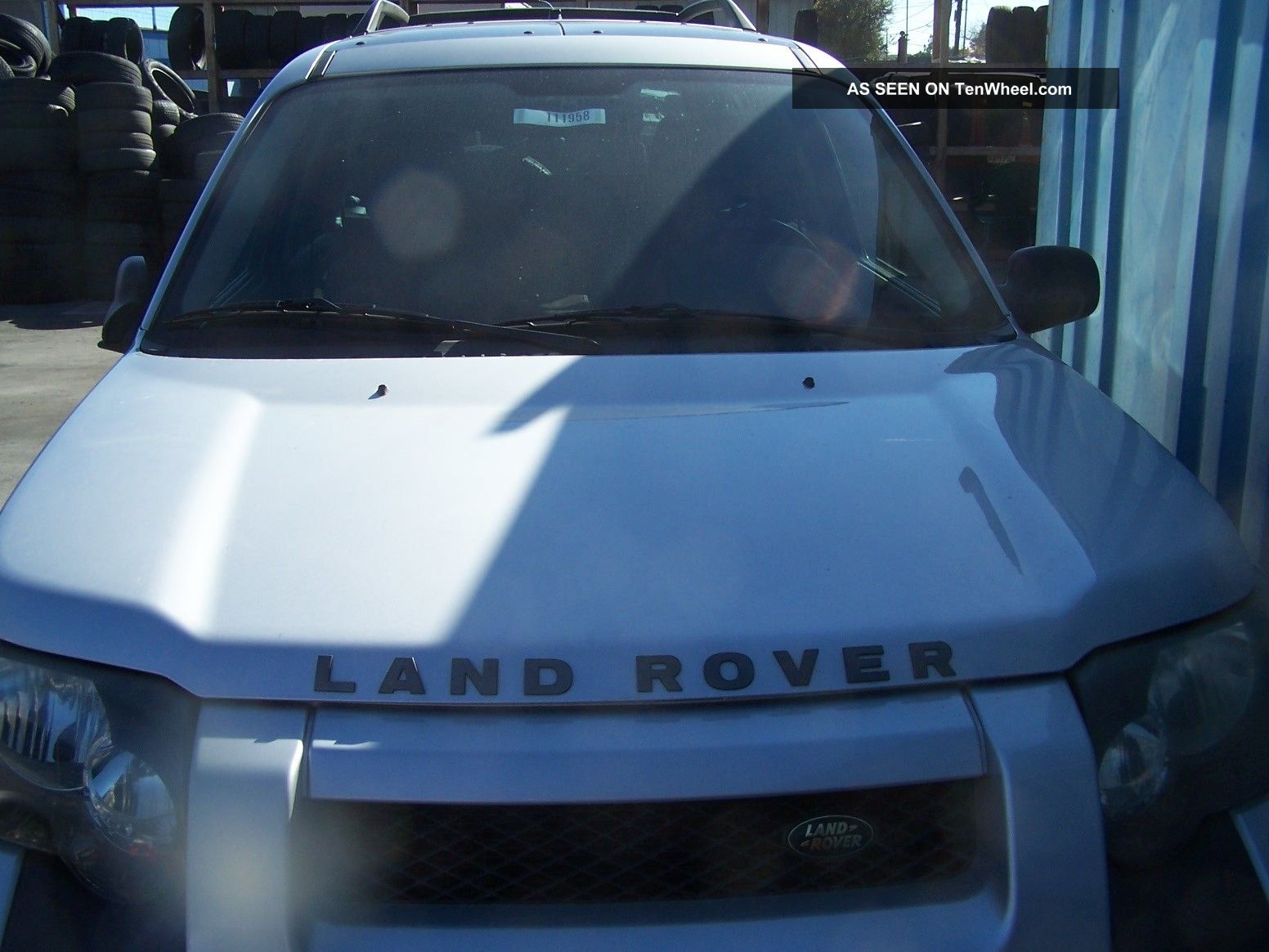 Land Rover Lander 2 Door Sport Package Removable Top Has Engine Noise #2E4869