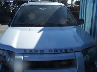 2005 Land Rover Lander 2 Door Sport Package Removable Top Has Engine Noise photo