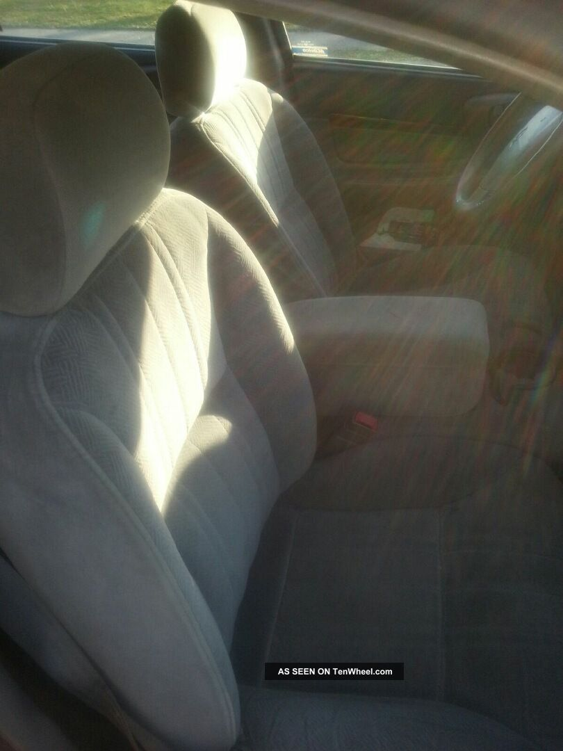 2000 Chevrolet Impala Base Sedan 4 - Door 3.  8l Impala photo