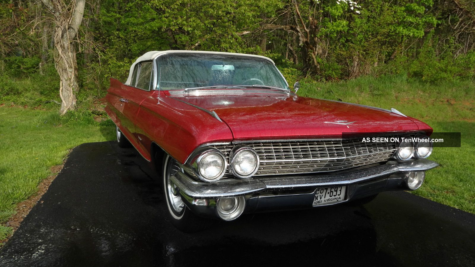 1961 Cadillac Series 62 - Convertible Other photo