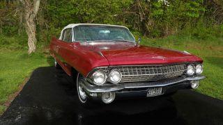 1961 Cadillac Series 62 - Convertible photo