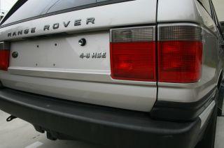2000 Land Rover Range Rover Hse Sport Utility 4 - Door 4.  6l - photo