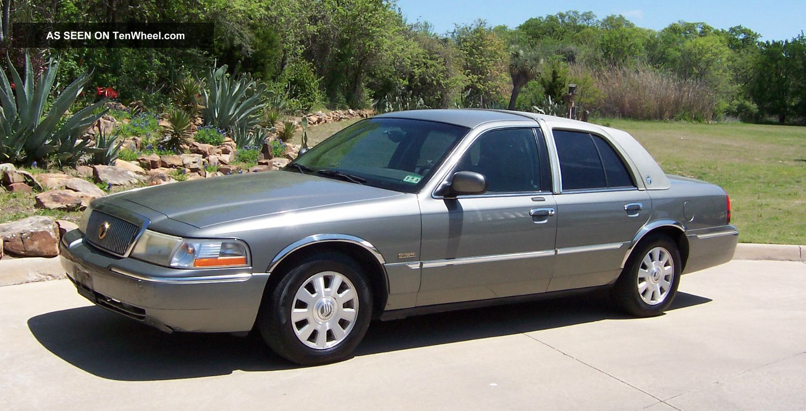 2003 Mercury Grand Marquis Ls - Runs And Drives Perfect - Great Luxury Car Grand Marquis photo