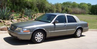 2003 Mercury Grand Marquis Ls - Runs And Drives Perfect - Great Luxury Car photo