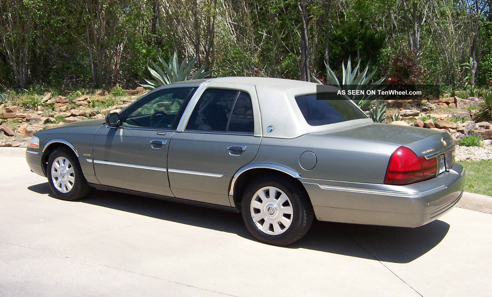 2003 mercury grand marquis ls runs and drives perfect great luxury car. Black Bedroom Furniture Sets. Home Design Ideas