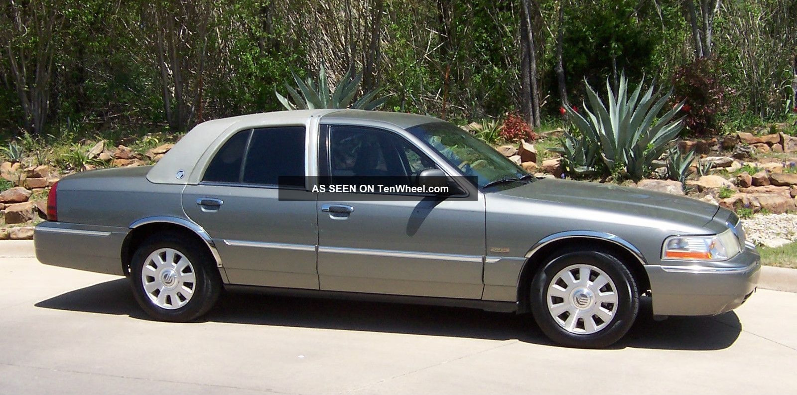 2003 mercury grand marquis ls runs and drives perfect. Black Bedroom Furniture Sets. Home Design Ideas