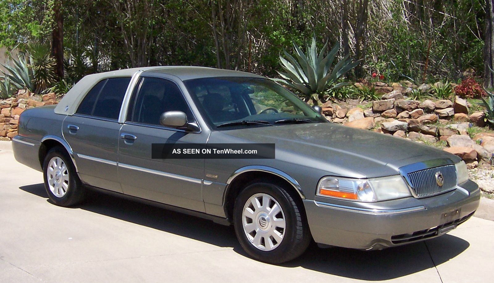 2003 Mercury Grand Marquis Ls Runs And Drives Perfect Great Engine Diagram Luxury Car
