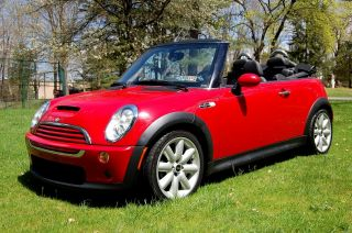 2007 Mini - Cooper S Convertible,  Sport Package,  Auto Or Self Shift,  Cd photo