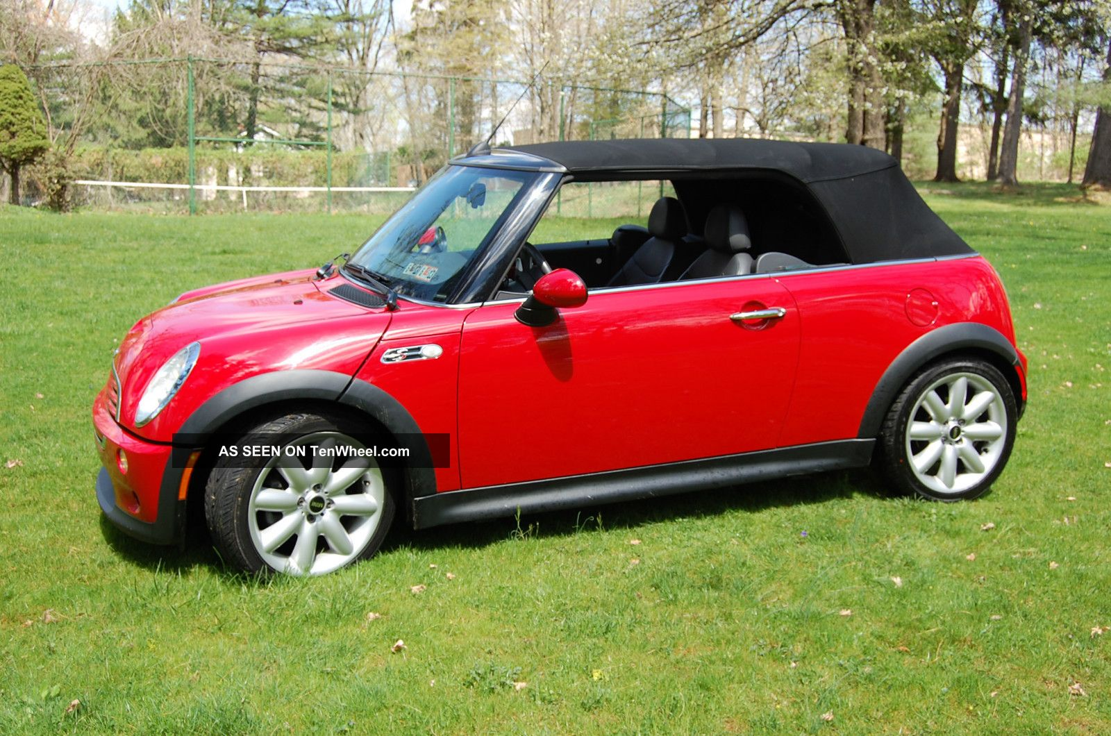2007 mini cooper s convertible sport package auto or. Black Bedroom Furniture Sets. Home Design Ideas