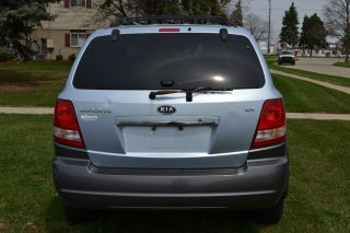 2006 Kia Sorento Ex Sport Utility 4 - Door 3.  5l photo