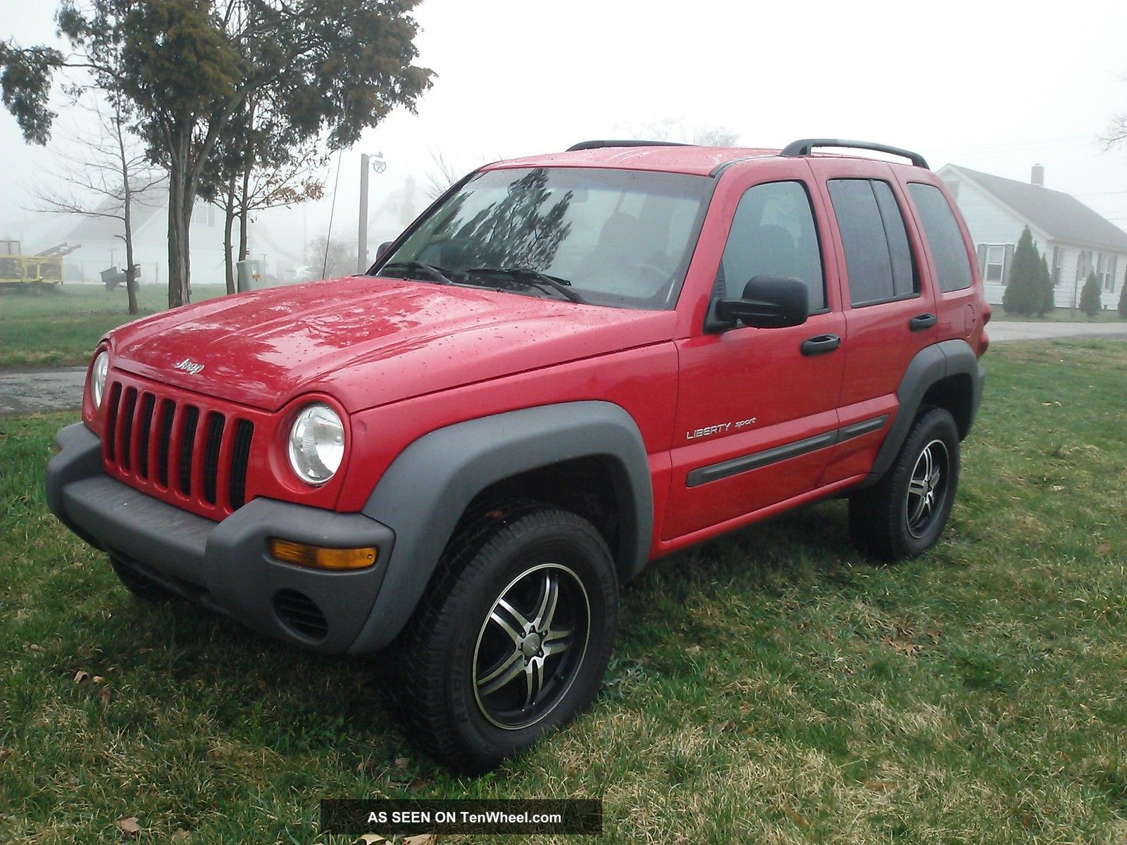 2003 jeep liberty sport sport utility 4 door 3 7l. Black Bedroom Furniture Sets. Home Design Ideas