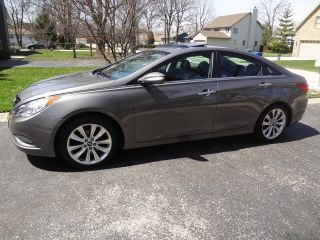 2011 Sonata Limited 2.  0 Turbo,  At,  Lthr,  Roof,  18s,  22k Like photo