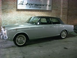 1967 Rolls Royce Silver Shadow Park Ward Mulliner Rhd Two Door Coupe photo