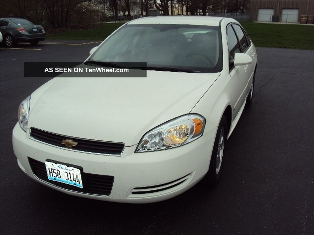2009 Chevrolet Impala Lt Sedan 4 - Door 3.  5l Impala photo