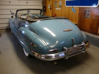 1947 Buick Convertible photo