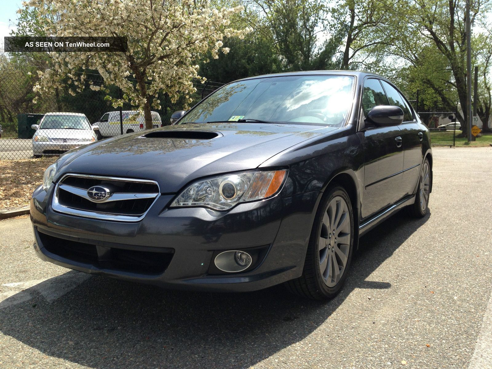 2008 Subaru Legacy Gt Spec B Sedan 4 Door
