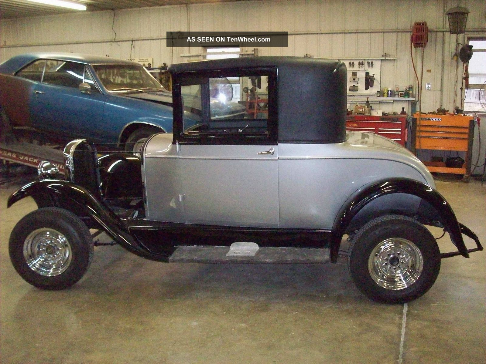Chevrolet Window Coupe Lgw