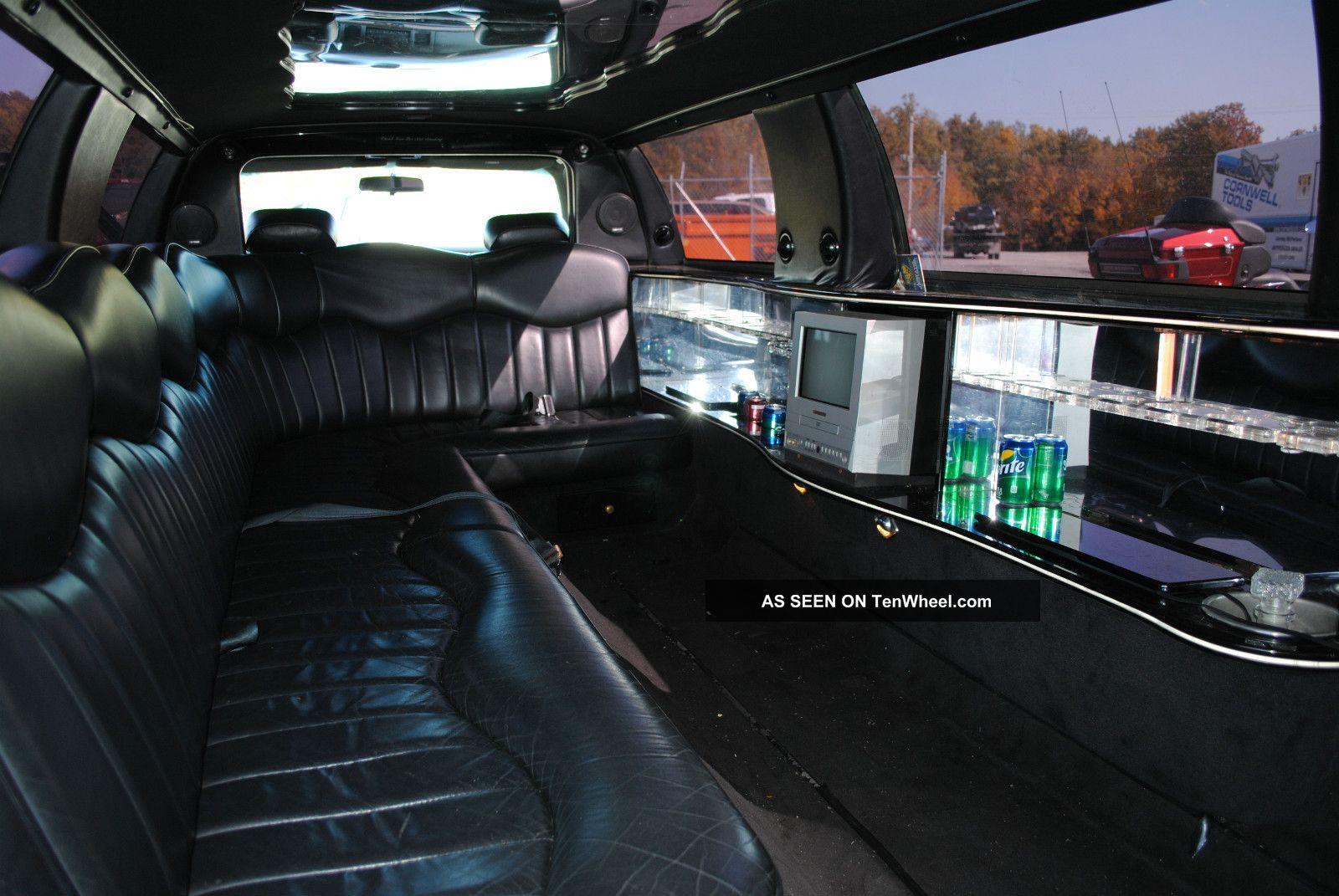 1997 Lincoln Town Car Executive Limo