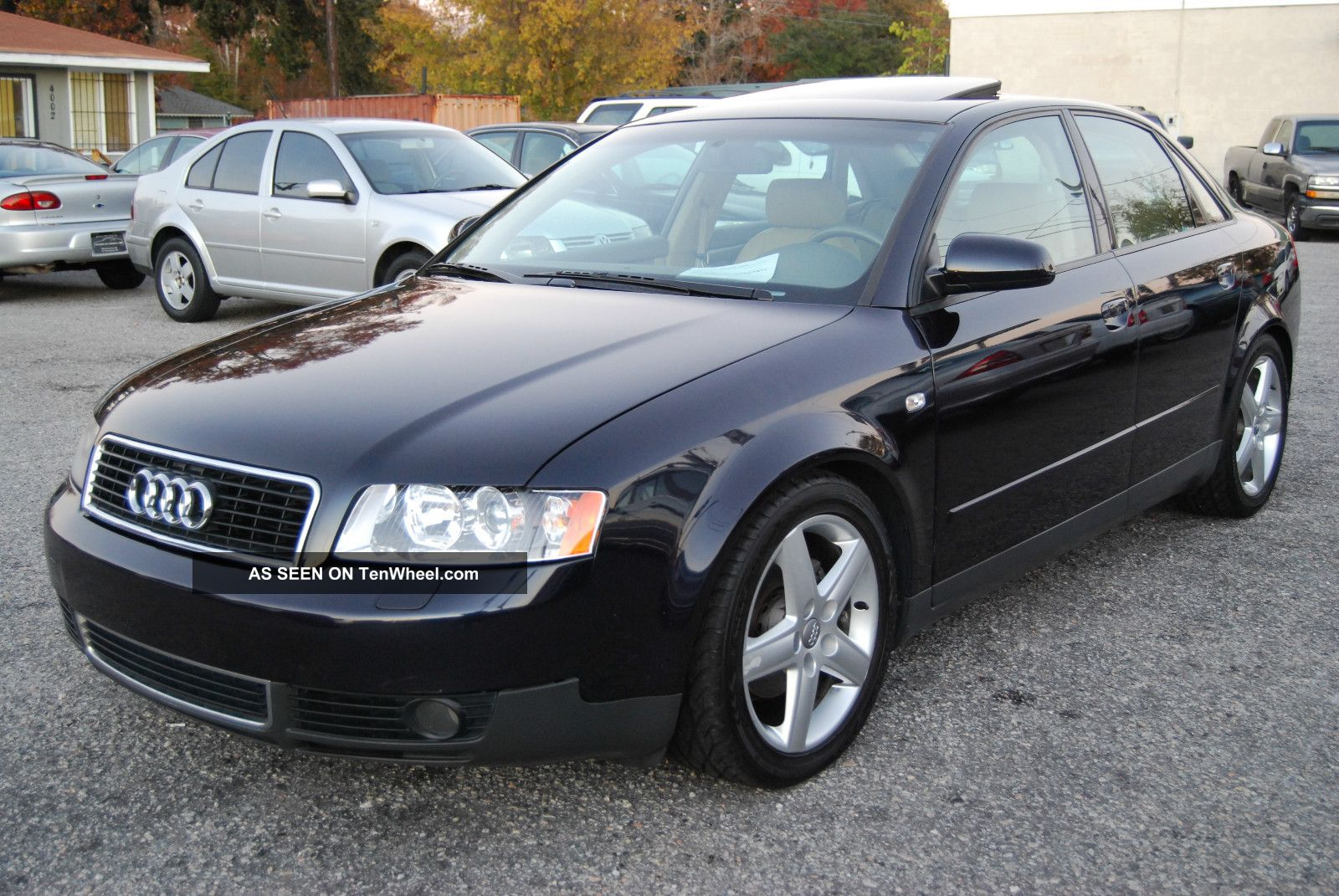 2002 audi a4 1 8t auto fwd sport timing belt and tires. Black Bedroom Furniture Sets. Home Design Ideas