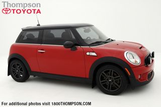 2011 Mini Cooper S Hatchback 2 - Door 1.  6l photo
