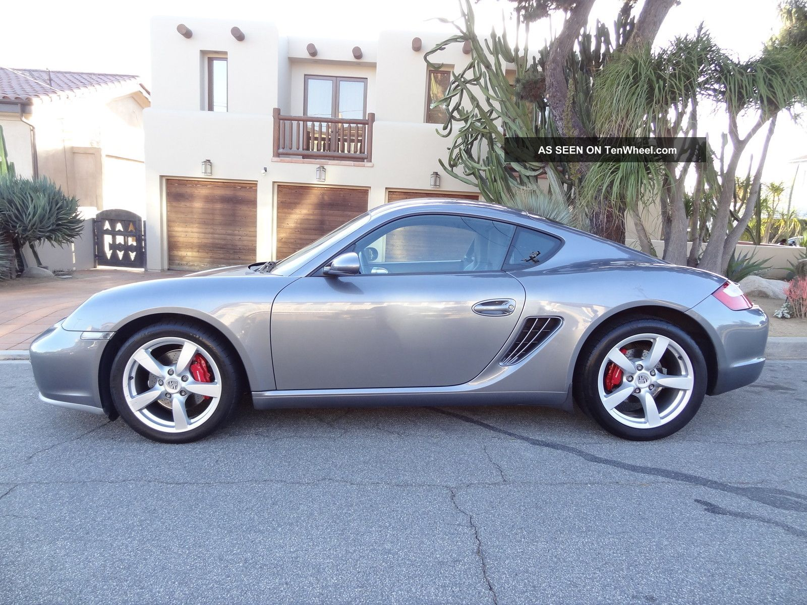 2006 porsche cayman s hatchback sports chrono package. Black Bedroom Furniture Sets. Home Design Ideas