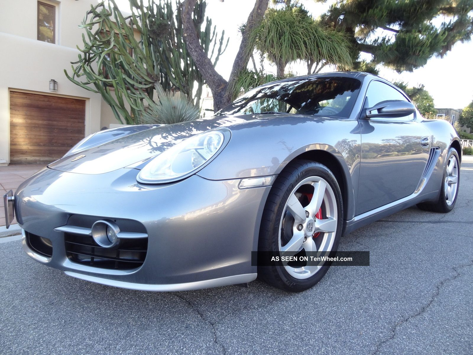 2006 Porsche Cayman S Hatchback Sports Chrono Package