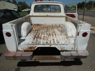 1963 Ford Custom Cab photo