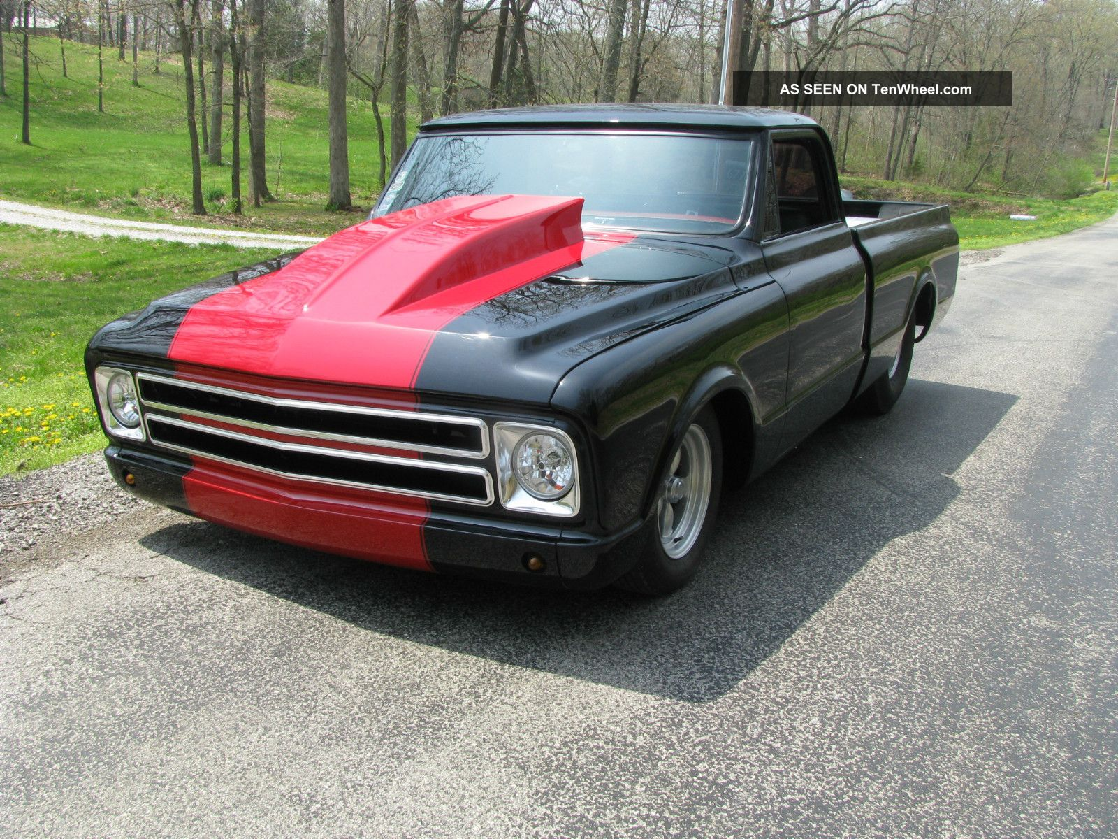 1972 Chevy / Gmc Pro Street Truck 67 68 69 70 71 72 C10 C-10 photo