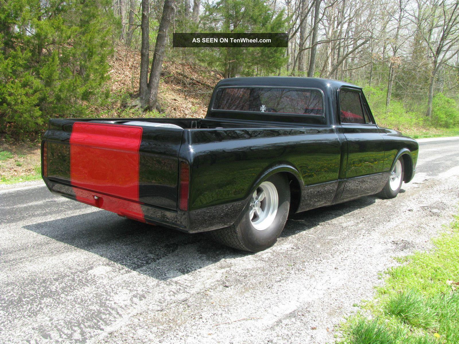 1972 Chevy / Gmc Pro Street Truck 67 68 69 70 71 72 C10 C-10 photo 4