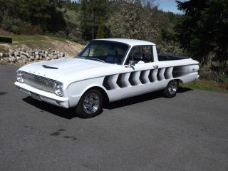 1962 Ford Ranchero,  4 Speed. photo