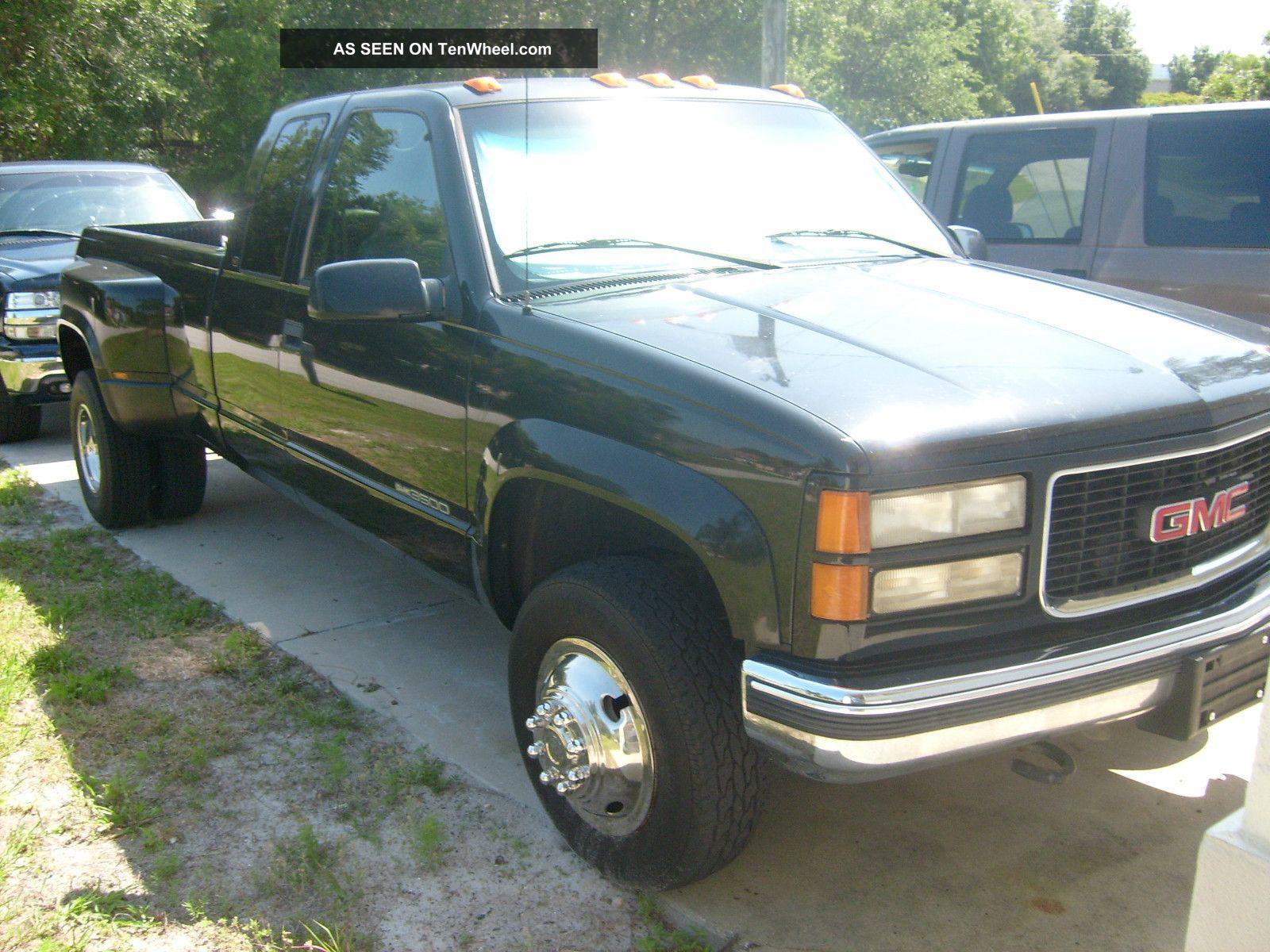 2000 Gmc K3500 Sierra Slt Extended Cab Pickup 2 Door 7 4l 1989 Locks Wiring Diagrams