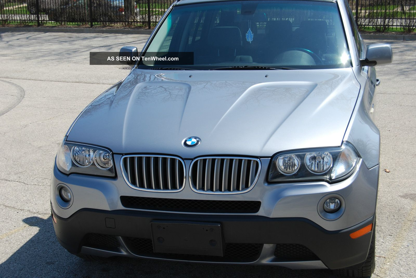 2008 bmw x3 3 0si sport utility 4 door 3 0l. Black Bedroom Furniture Sets. Home Design Ideas