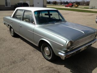 1964 Amc Rambler American 330 6 Cyl 3 Speed Manual photo