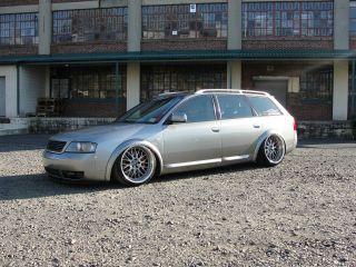 2001 Audi Allroad,  Built,  Single Turbo,  Airlift,  Recaro,  550hp,  Brembo,  Custom,  034 photo
