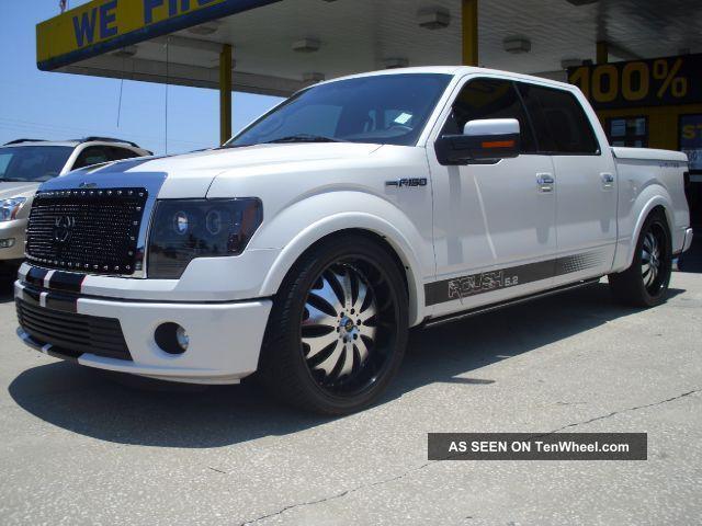 2011 ford f 150 lariat limited crew cab pickup 4 door. Black Bedroom Furniture Sets. Home Design Ideas