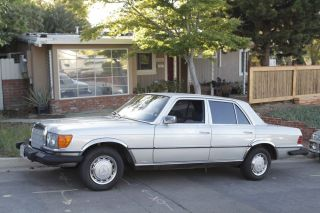 1980 Mercedes Benz 300sd Turbo Diesel photo