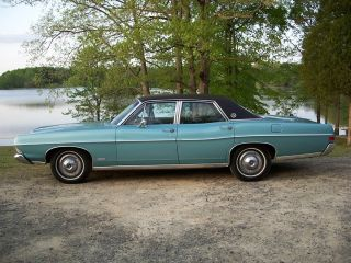 1968 Ford Ltd Brougham photo