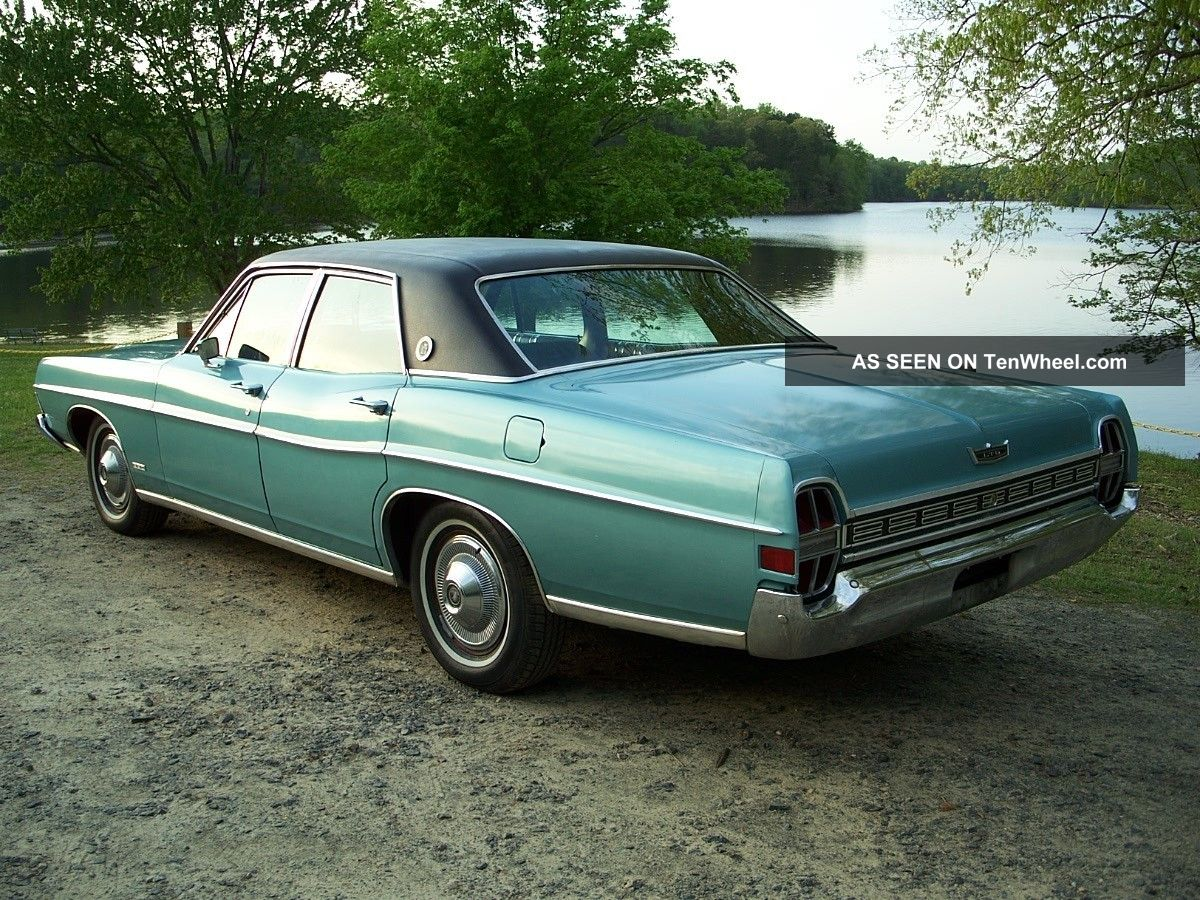 1968 ford galaxie 500 in not fade away 2012. Cars Review. Best American Auto & Cars Review